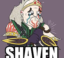 League of Shaven by TheCatt