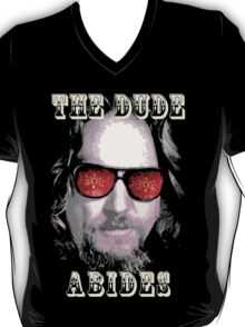 The Dude Abides. T-Shirt