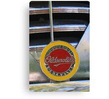 Oldsmobile Club of Australia Canvas Print