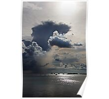 Rain Clouds Poster