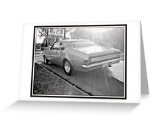 CHEVY AVE  -Enjoy the Ride With MNRO68- Greeting Card