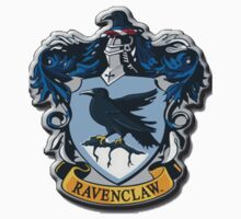Ravenclaw Crest - Harry Potter by caroline33099