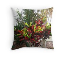 Something Bright & different!!! Throw Pillow