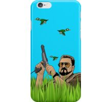 Duck hunting on Shabbos (Digital Duesday #1) iPhone Case/Skin