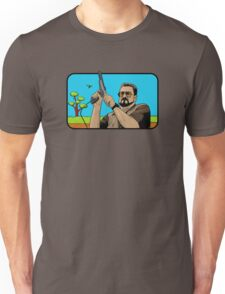 Duck hunting on Shabbos (Digital Duesday #1) Unisex T-Shirt