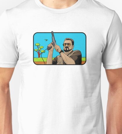 Duck hunting on Shabbos (Digital Duesday #1) Unisex T-Shirt