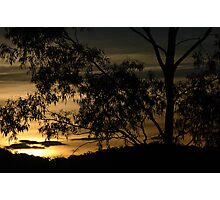 gloaming 01 Photographic Print