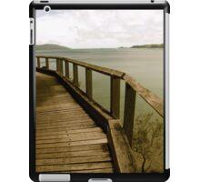 Boardwalk - Antique  iPad Case/Skin