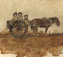 In Simpler Times.... by Dianne  Ilka