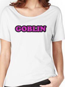 Goblin Tyler, the Creator Women's Relaxed Fit T-Shirt