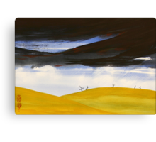 Storm On The Midlands Canvas Print