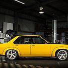 Ricci Camilleri's Holden Torana by HoskingInd