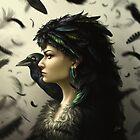Raven by AmberDust