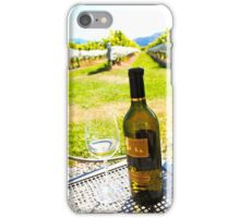 On The Wine Trail iPhone Case/Skin