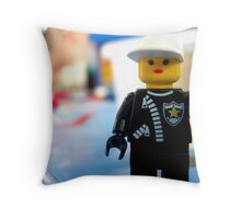 lego love Throw Pillow