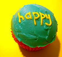 happy cake by Kate Kowald