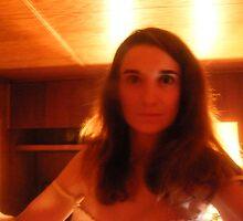night self portrait by photofanatic