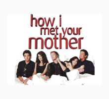 how i met your mother by Katheridiot