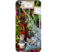 Herb Collection iPhone Case/Skin