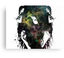 Blind Mary Canvas Print