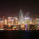 City of lights by Elaine Li