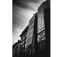 The Building Photographic Print
