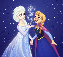 Do You Wanna Build a Snowman? by AmberDust