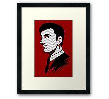 Special Agent Framed Print
