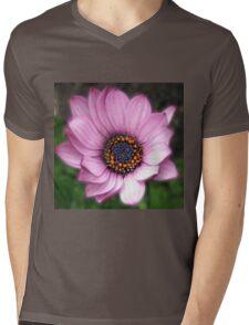 Sunlit Petals - So Pretty in Pink! Mens V-Neck T-Shirt