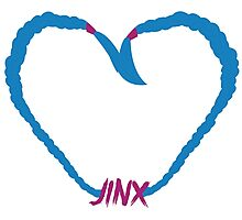 Jinxed Photographic Print