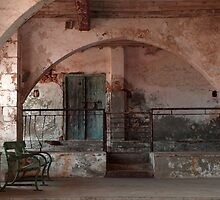 What secrets lie within? Apostolos Andreas Monastery Cyprus by Beth A