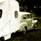 old school caravaning by steen