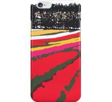 Landscape of Contrast (detail) iPhone Case/Skin