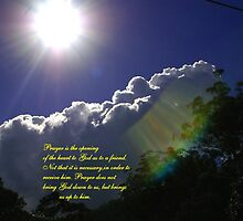 Answered Prayer by FrankCopine
