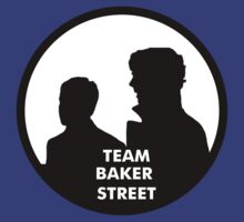 TEAM BAKER STREET by jessvasconcelos