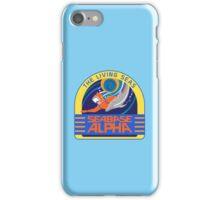 Seabase Alpha The Living Seas iPhone Case/Skin