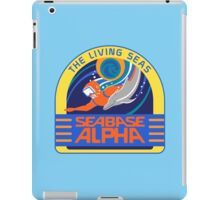 Seabase Alpha The Living Seas iPad Case/Skin