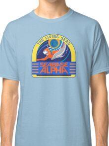 Seabase Alpha The Living Seas Classic T-Shirt