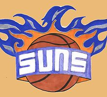 SUNS HAND-DRAWING DESIGN by nbatextile