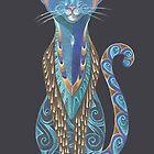 Cat Totem by Jezhawk