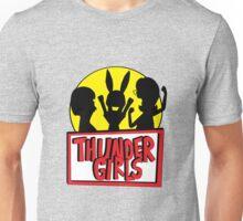 Thunder Girls are GO! Unisex T-Shirt