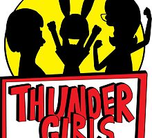 Thunder Girls are GO! by Karen Hulse