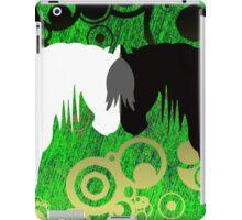 Poison Yin & Yang Horses iPad Case/Skin