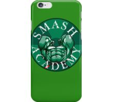 BJJ Smash Academy  iPhone Case/Skin