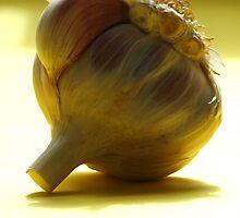 Garlic by TriciaDanby