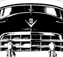 1948 Cadillac  Sticker