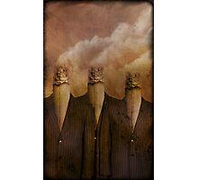 Company Men Photographic Print