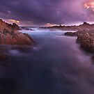Canal Rocks by Elana Halvorson