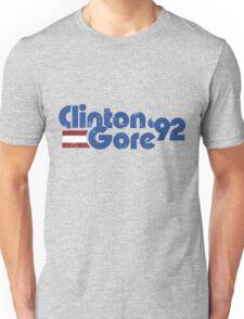 Clinton GORE 92 Unisex T-Shirt