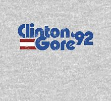 Clinton GORE 92 Womens Fitted T-Shirt